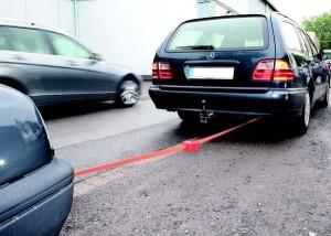 holowanie auta